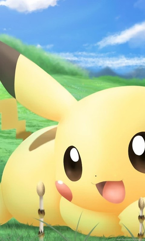 Cute Pikachu Iphone 6 Plus Wallpapers Desktop Background