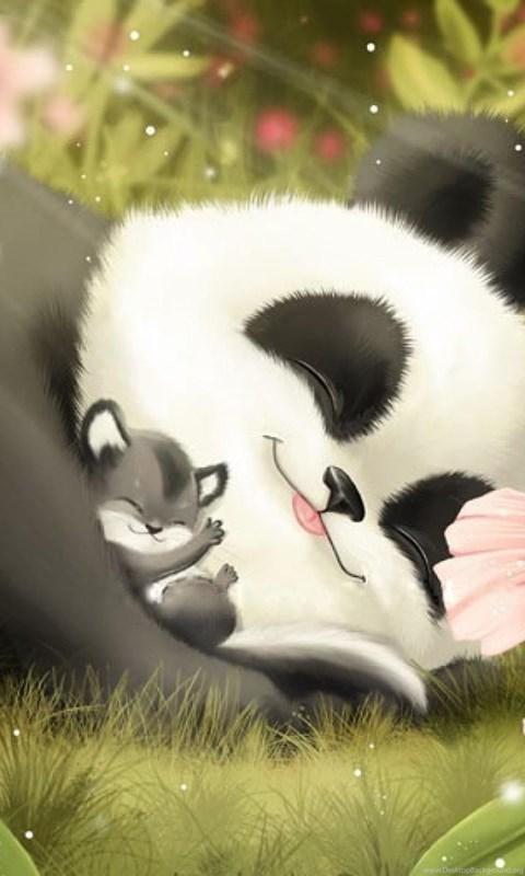 Cute Panda Wallpapers Wallpapers Cave Desktop Background