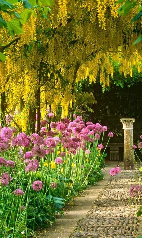 25 Garden Wallpapers Park Nature Backgrounds Images Desktop