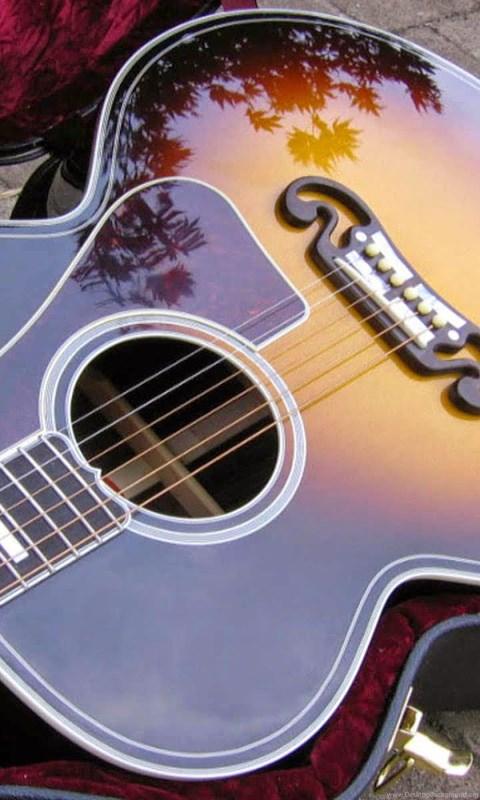 Acoustic Guitar Wallpapers Download Hd Free Desktop Background