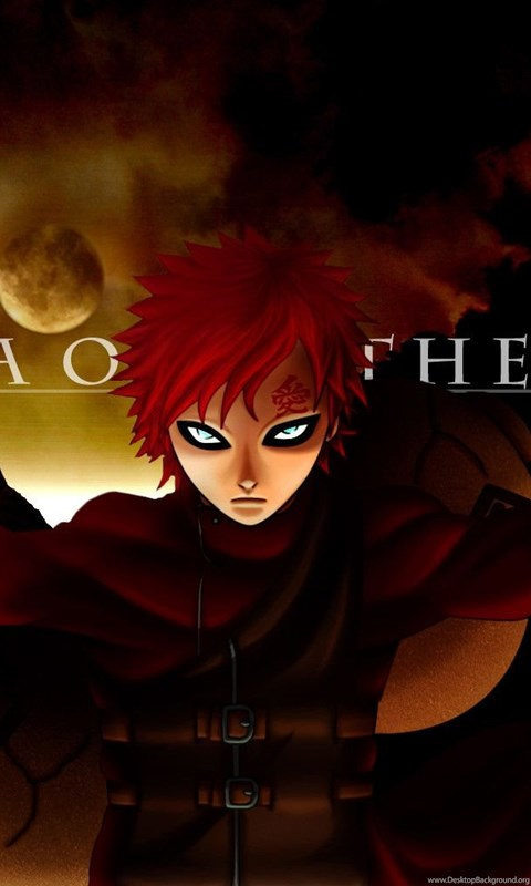 Gaara Wallpaper Iphone Petakilan Wall