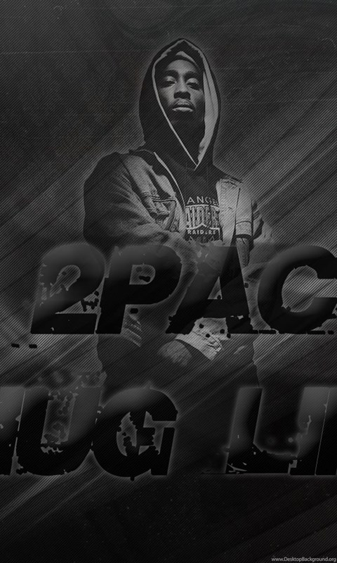 Tupac wallpapers thug life desktop background android voltagebd Images