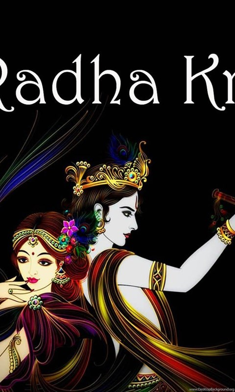 665061 radha krishna in white dress hd wallpaper