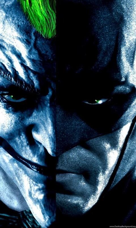 Batman Vs Joker Hd Wallpapers Desktop Background