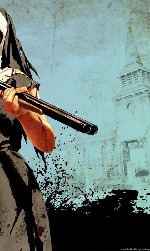Red Dead Redemption 2 Cover Wallpaper  Desktop Background