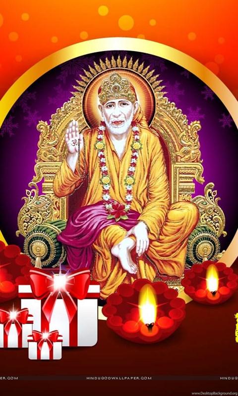 Shirdi Sai Baba Diwali Wallpapers Free Download Desktop Background
