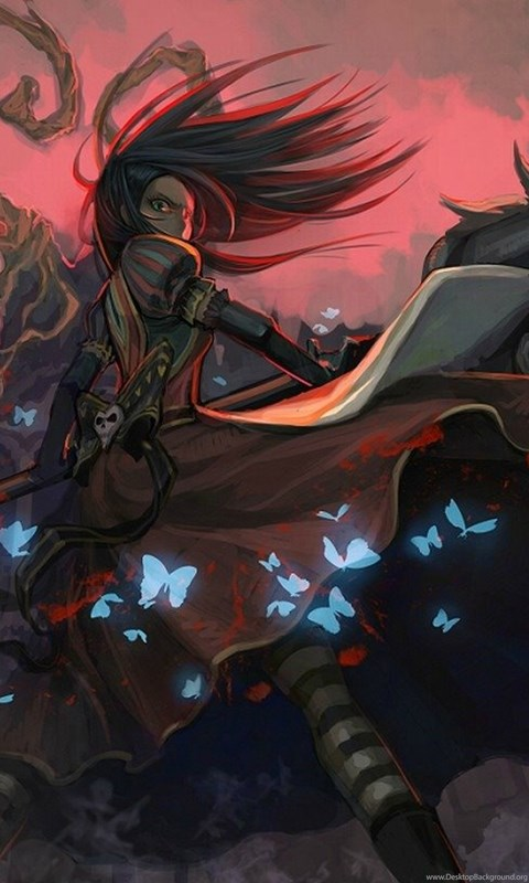 207 Alice Madness Returns Hd Wallpapers Desktop Background