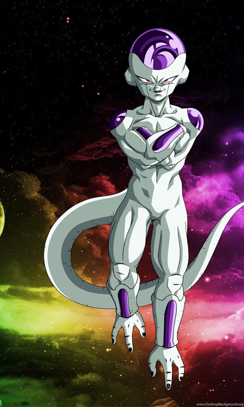 Dragon ball z frieza final form wallpapers by marindusevic on desktop background - Frieza wallpaper ...