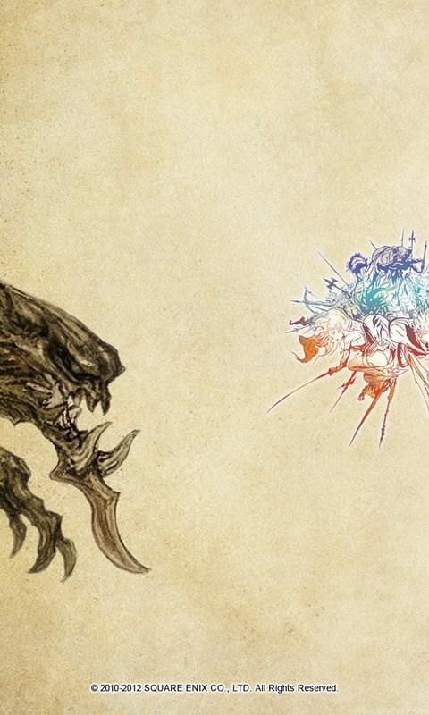Image FFXIV Wallpapers 1920X1080 Demon Wall.jpg Final Fantasy ...