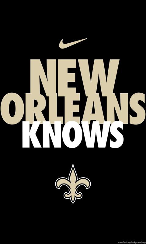 New Orleans Saints Nike Wallpapers Desktop Background