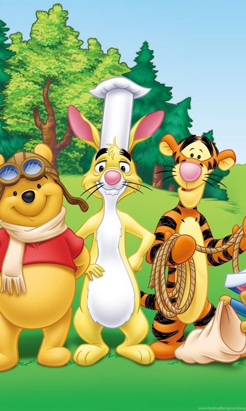 Winnie the pooh wallpapers hd images tbwnz desktop background android voltagebd Gallery