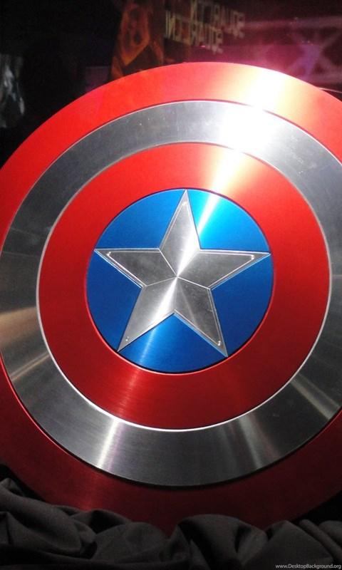 Captain America Shield Wallpaper Size 1600x1200 Desktop Background