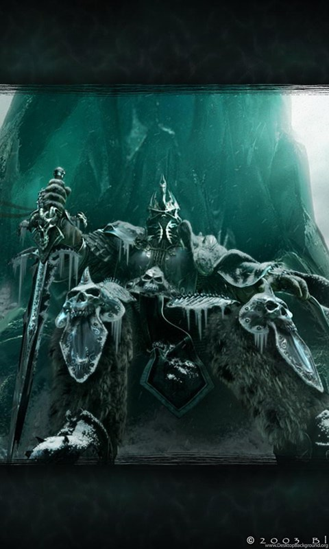 Warcraft 3 The Frozen Throne Wallpapers Gallery Desktop Background