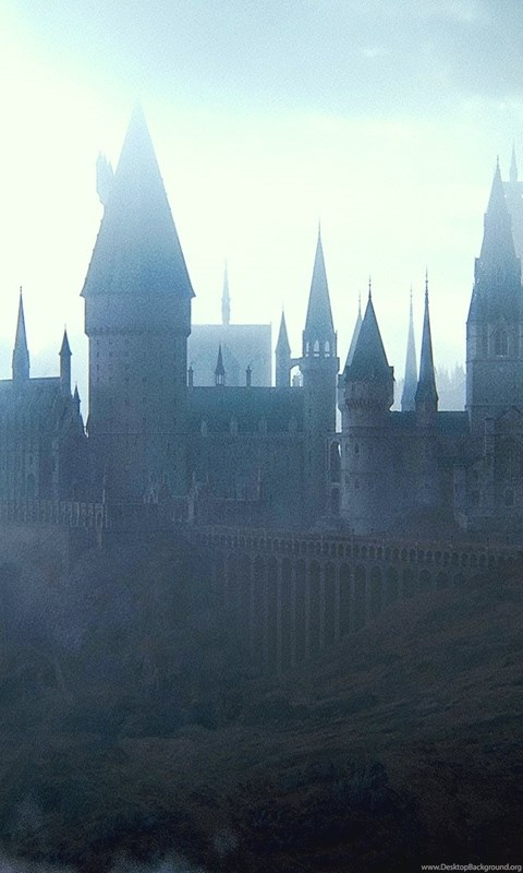 Harry Potter Wallpaper Aesthetic Hogwarts