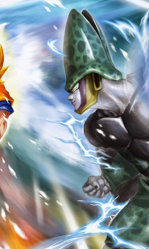 Dragon Ball Z Hd Wallpapers For Mobile Desktop Background