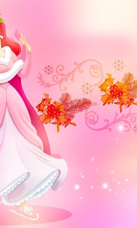 Princess Ariel Disney Wallpapers Iphone Desktop Background