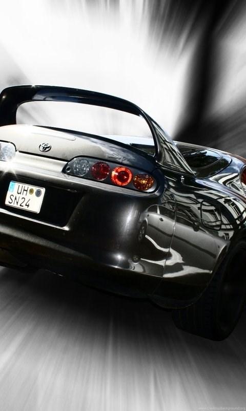 Toyota Supra Wallpapers Images Photos Pictures Pics Desktop