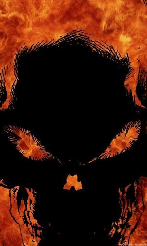 Ghost Rider Flames Hd Wallpapers Desktop Background