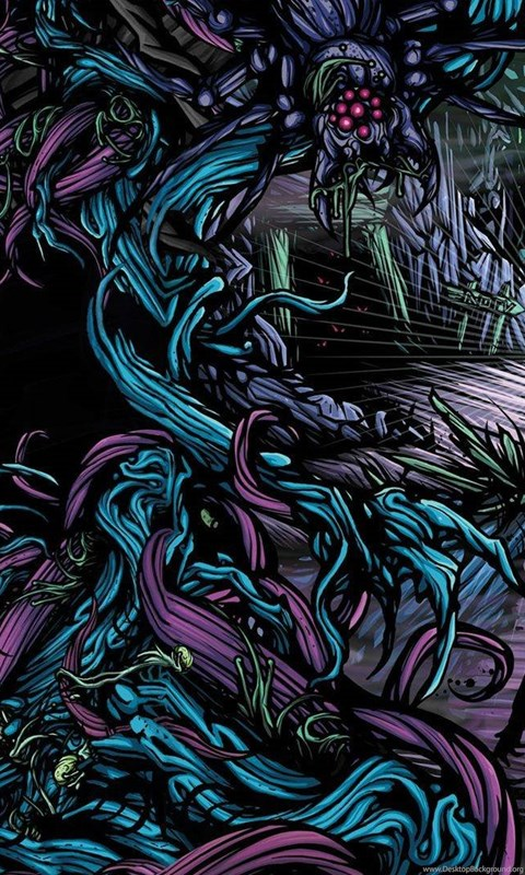 I Designed This A Day To Remember Wallpaper What Do You Think