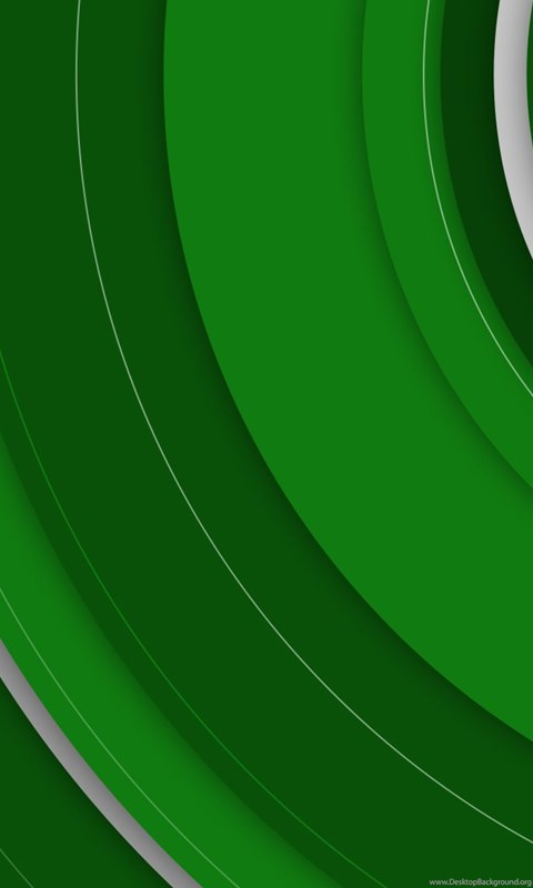 Xbox One Backgrounds Themes X1bg Circles Green Desktop