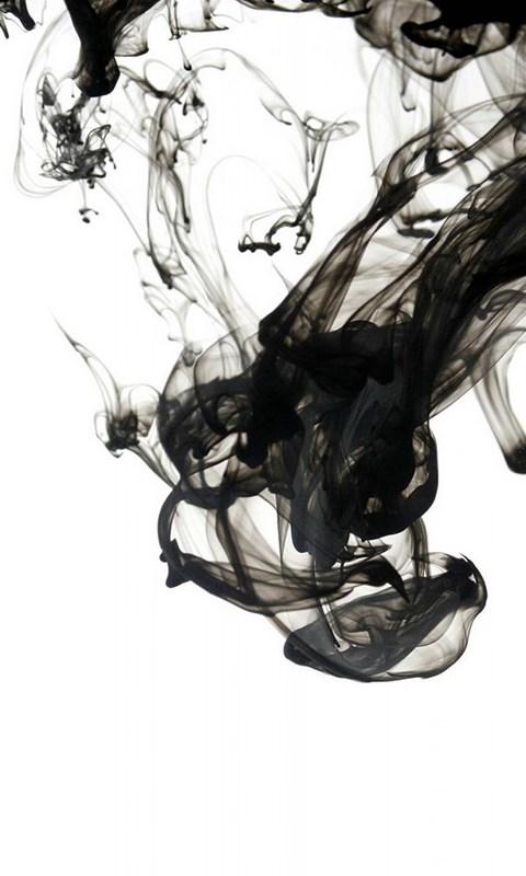 Black Smoke Iphone Wallpapers Desktop Background