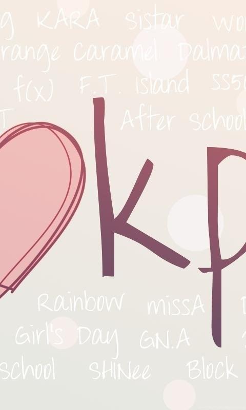 I LOVE KPOP WALLPAPER ( Desktop Background