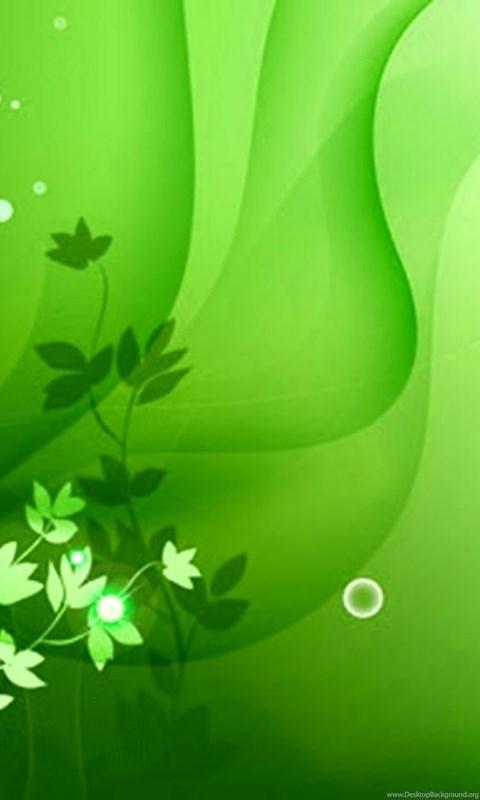 777276 cool green flower