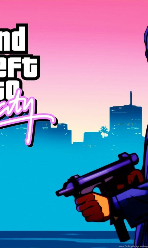 7 Grand Theft Auto Vice City Hd Wallpapers Desktop Background