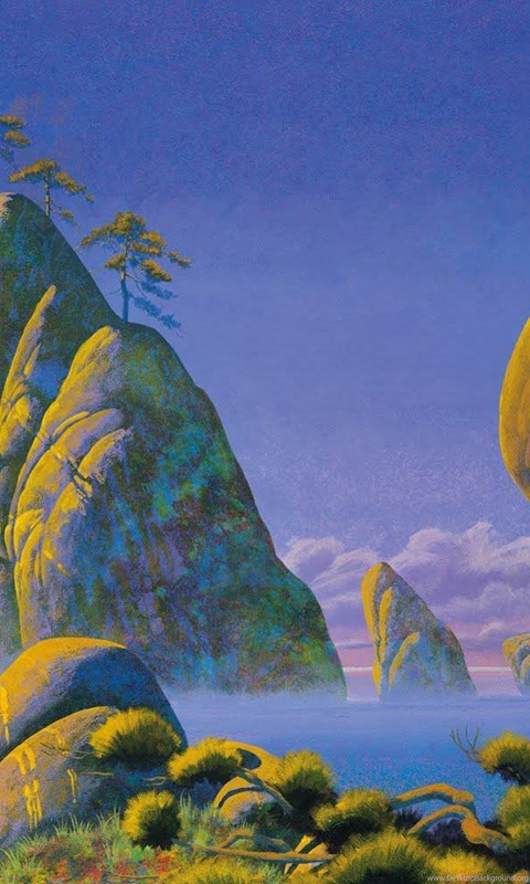 roger dean wallpapers 3 desktop background