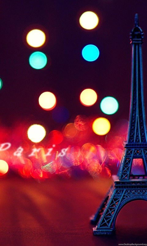 Eiffel Tower Cute Wallpapers Desktop Background
