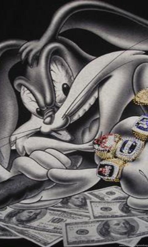 Gangster Cartoon Images Wallpapers Hd Wide Desktop Background