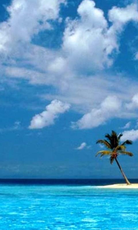 Windows Xp Island Wallpapers Desktop Background
