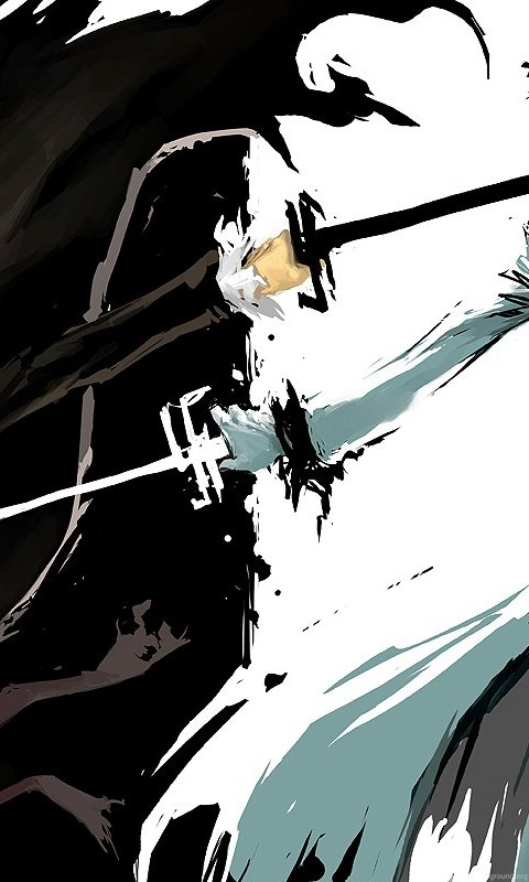 bleach wallpaper hd android ichigo hollow mask