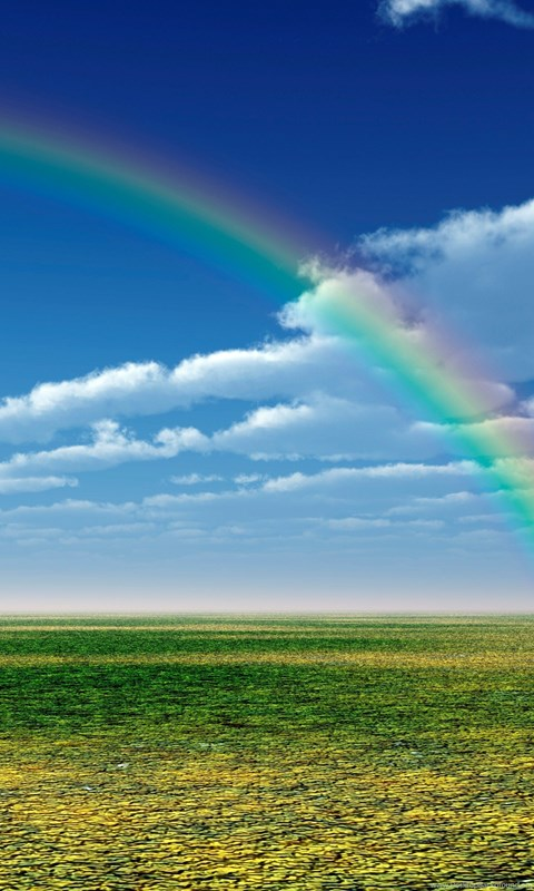 Real Rainbow High Definition Wallpapers Nature