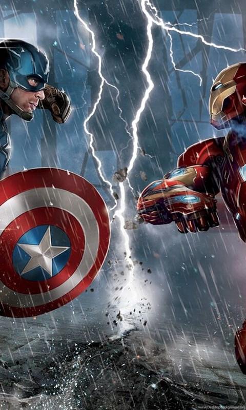 CAPTAIN AMERICA 3 Civil War Marvel Superhero Action ...
