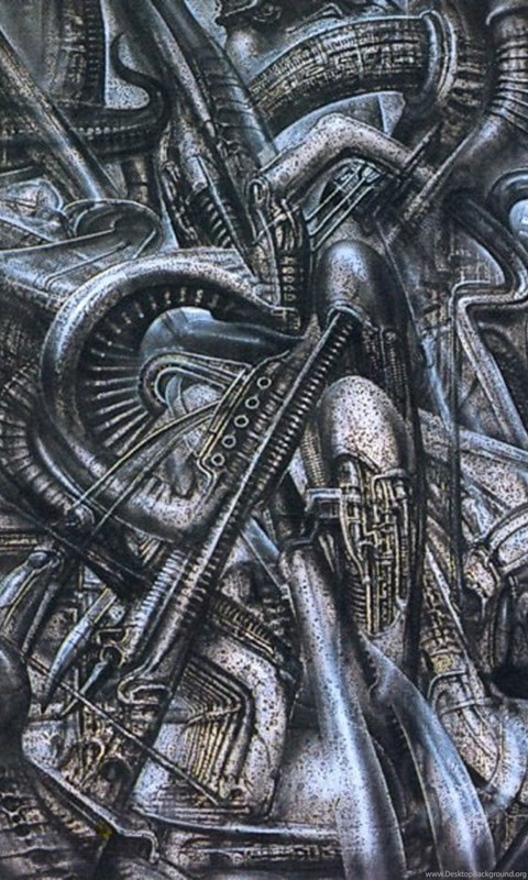 Newyorkcity Xxvi Science Fiction H R Giger Wallpapers ... H.r. Giger Wallpaper