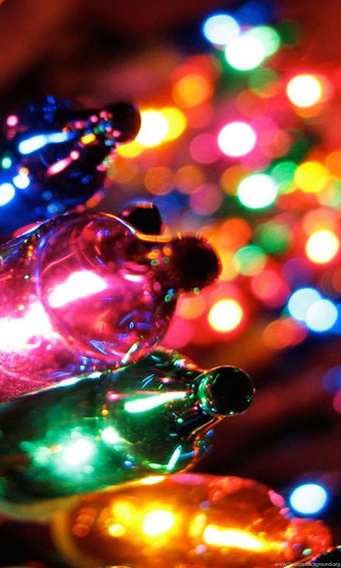 christmas lights iphone wallpapers 7 desktop background