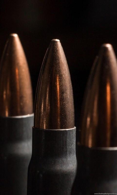 7.62x39 Bullet Wallpapers HD For Desktop Of Gun Bullets ...