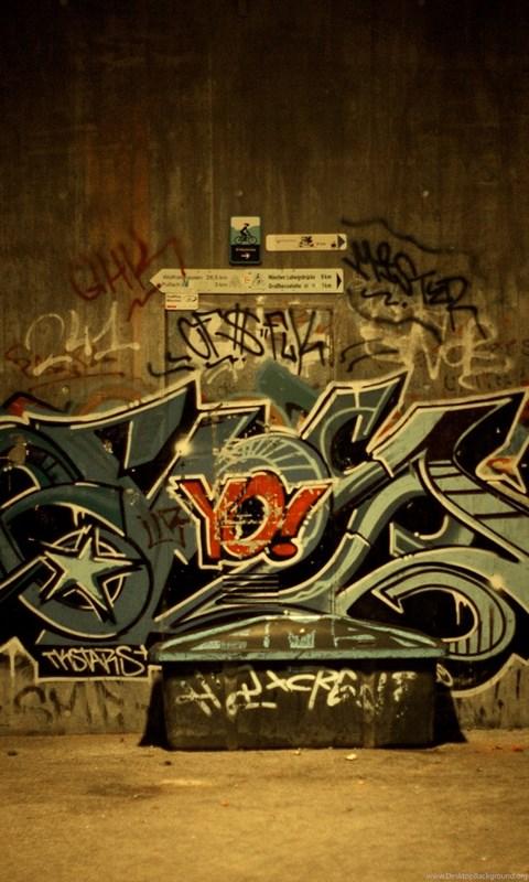 Graffiti Mobile Phone Wallpapers Desktop Background