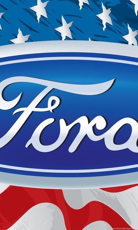 Ford Logo Ford Motor Company Symbol And Emblem Desktop Background