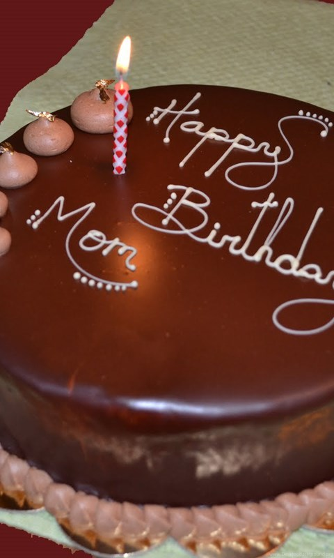 Chocolate Birthday Cake Wallpapers Happy Images