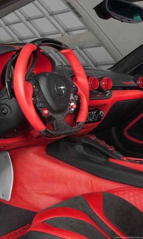 Picture 2016 2015 Ferrari Enzo Interior Desktop Hd Wallpapers