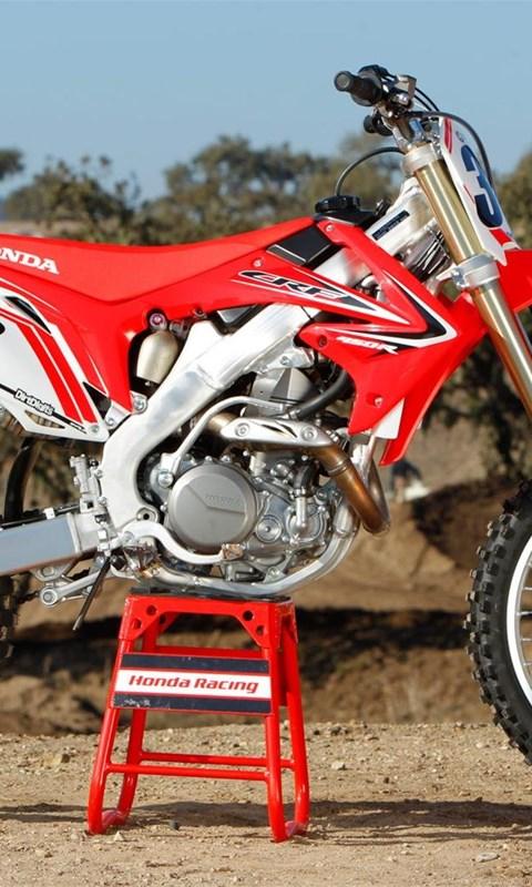High Resolution Motocross Honda Dirt Bike Wallpapers HD 10