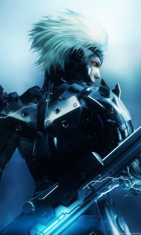 49 Metal Gear Rising Revengeance Hd Wallpapers Desktop Background