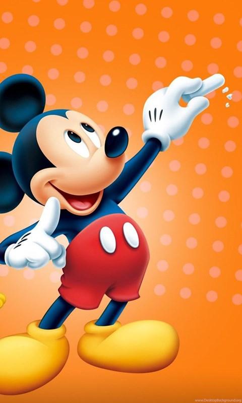 High Resolution Disney Cartoon Mickey Mouse Wallpapers Hd 1 Full Desktop Background