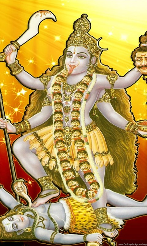 maa kali picture download