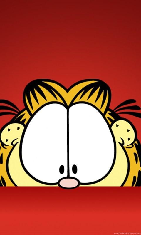 Hd Cartoon Wallpapers Desktop And Naughtiest Cat Eater Garfield Desktop Background