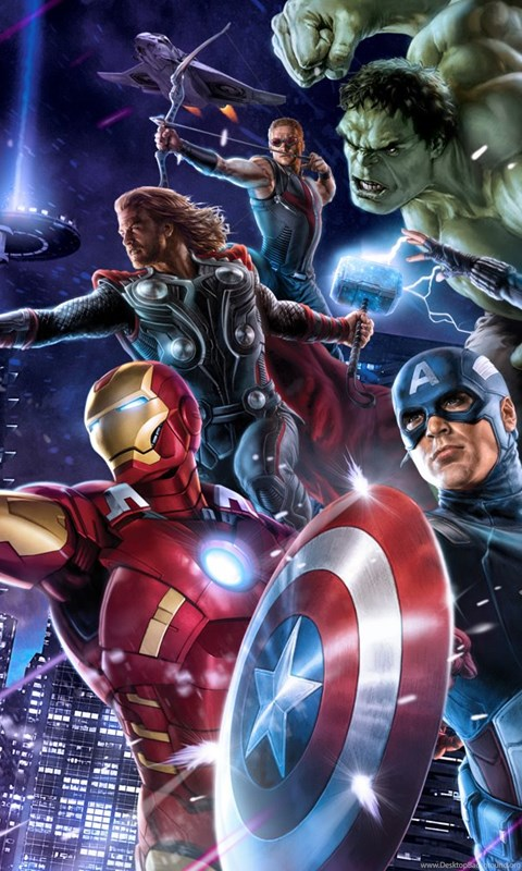 Avengers Movie Wallpapers Hd Desktop Background