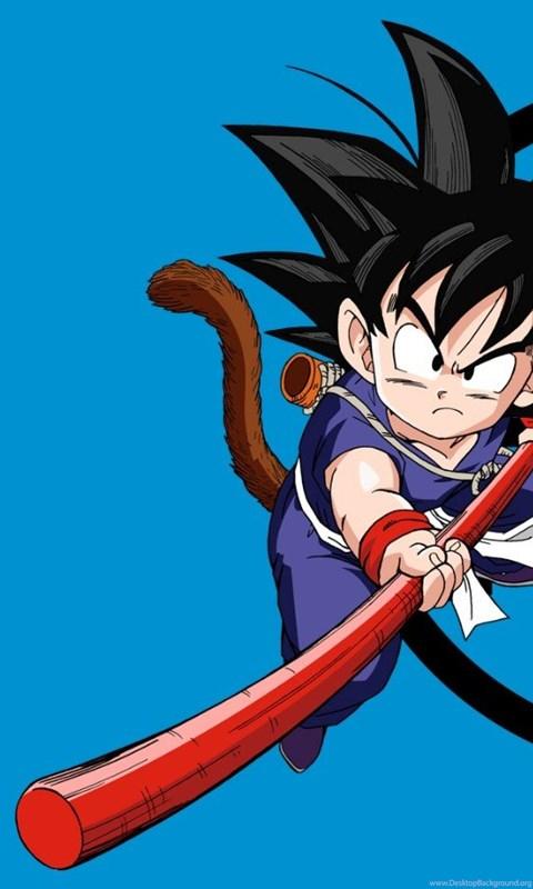 Kid Goku Wallpaper Desktop Background