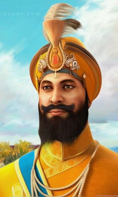 Guru Gobind Singh Image Photo HD Wallpapers Download Desktop